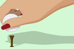ゴルフ場で見つけた、ジェンダーに対する意識の変化│連載「甘糟りり子のカサノバ日記」#60