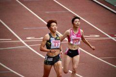 寺田明日香、予選トップで準決勝進出【陸上日本選手権】
