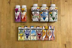 コンビニ「SAVAS(ザバス)ミルクプロテイン」11種類を飲み比べ!おすすめの味は…|編集部の食レポ