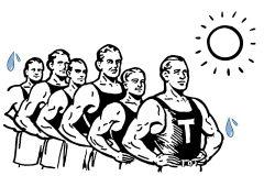 「筋肉量が多いと熱中症になりにくい」ってホント?筋トレ民の素朴な疑問を医師が解説