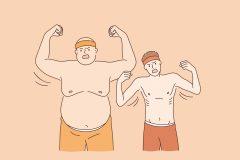 筋肉が少ないと、どんなデメリットがある?ライザップが解説