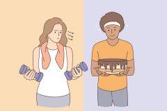 「食べても太らない体質」ってあるの?ライザップが解説