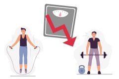 ダイエット初心者のギモン「筋トレと有酸素運動、どっちが痩せる?」