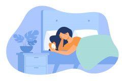 わたしなりの不眠症との付き合い方│連載「甘糟りり子のカサノバ日記」#65